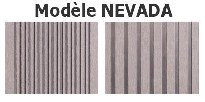 terrasse composite modèle nevada