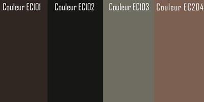 couleur composite bois