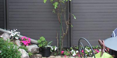 jardin voisin problème