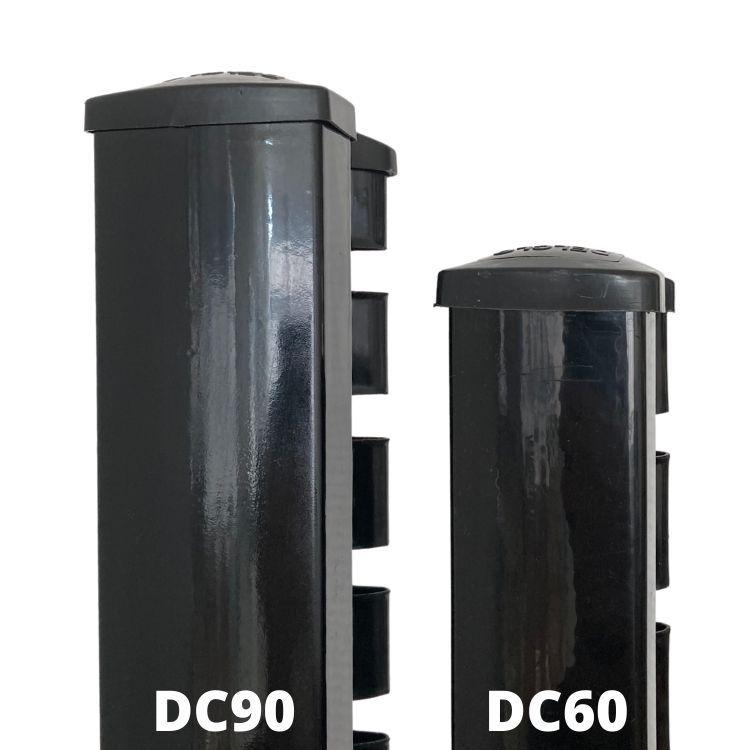 poteaux dc60 dc90